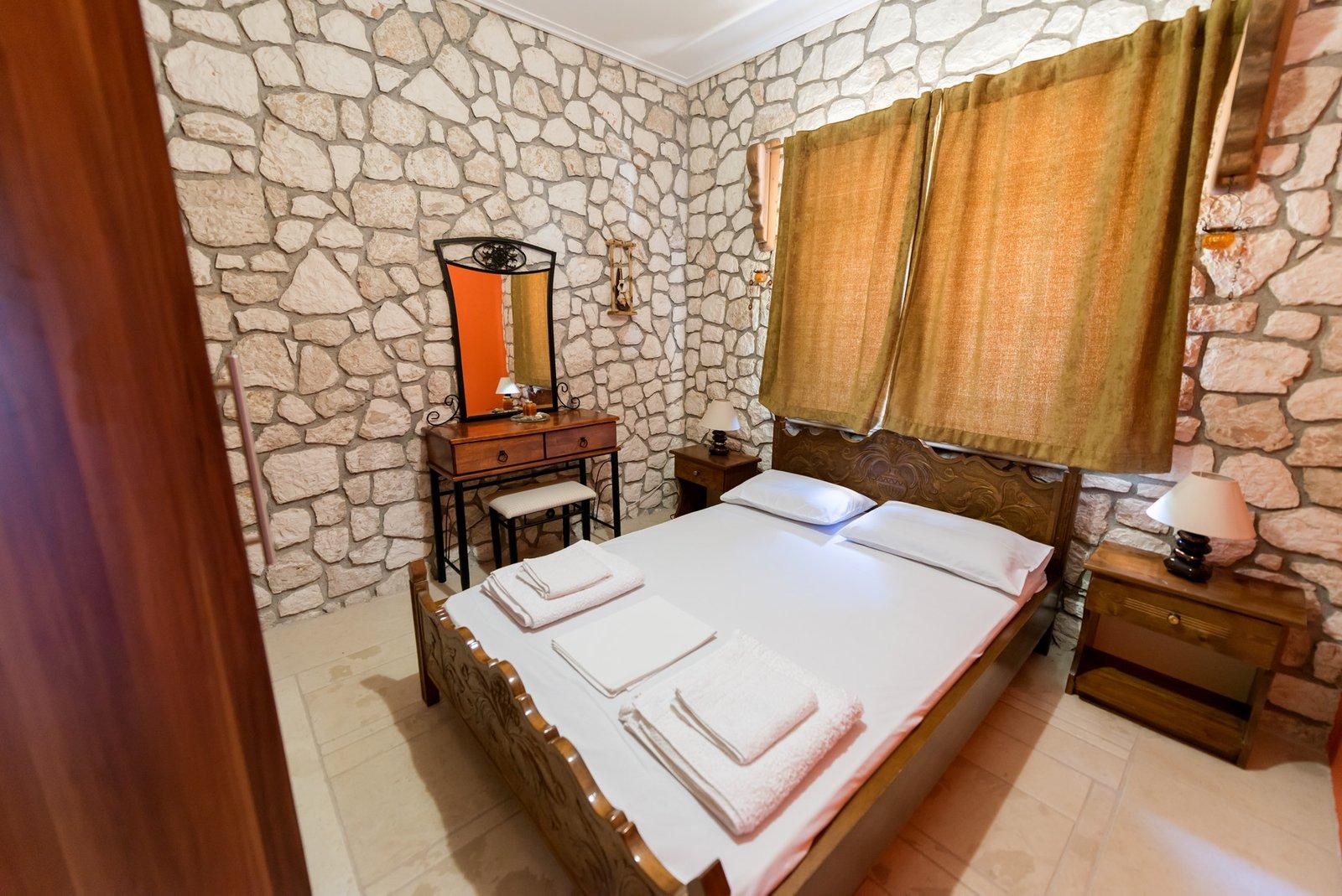 Odysseas double bedroom