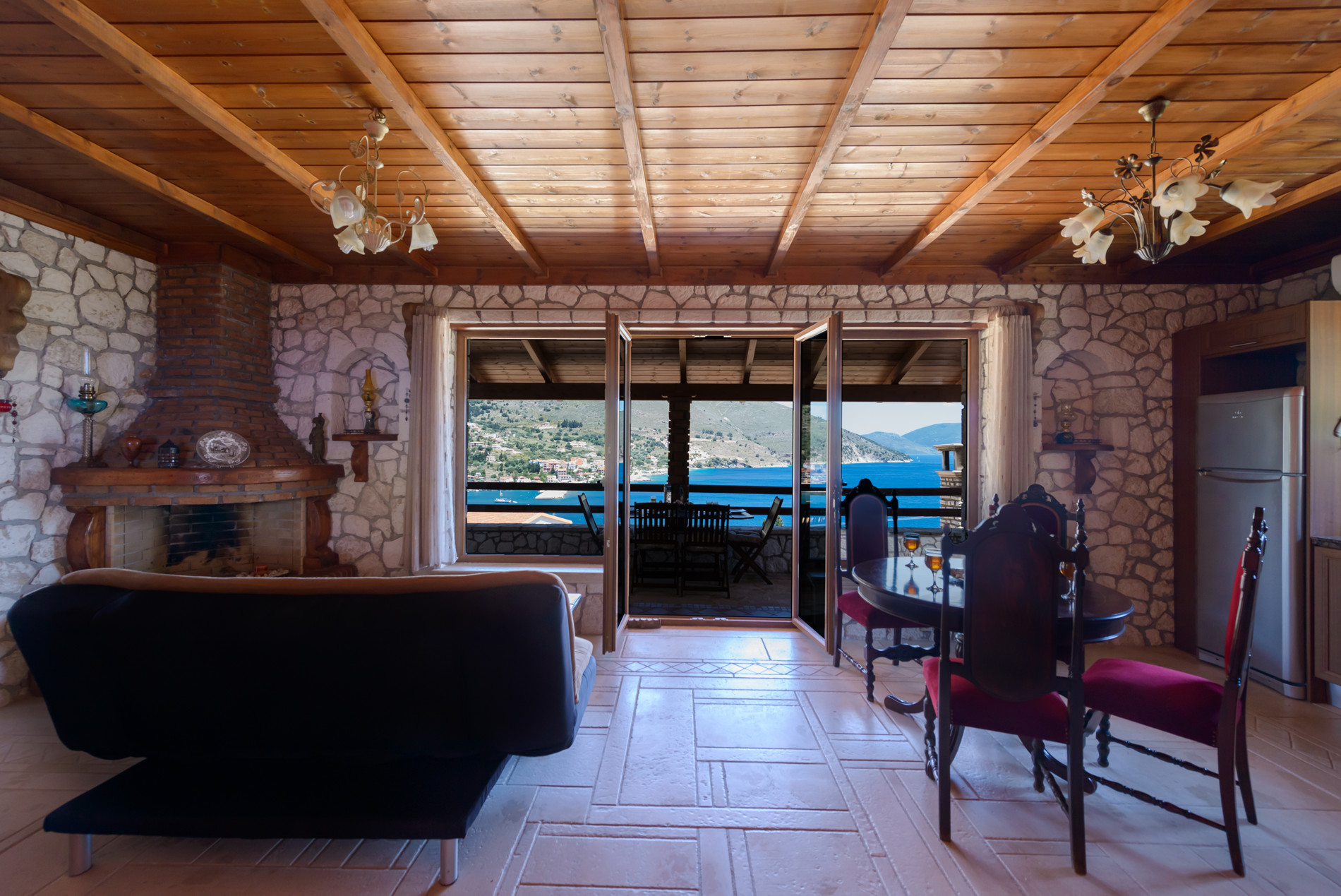 Odysseas Living Room