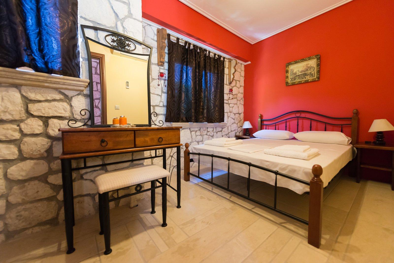 Tilemachos double bedroom